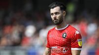 Salford City v Stevenage - Sky Bet League Two - Peninsula Stadium