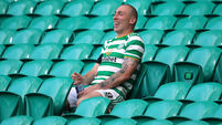 Celtic v St Johnstone - Scottish Premiership - Celtic Park