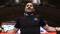 Spike O'Sullivan v David Lemieux Fight Week