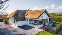 Comfy coastal living — here's a thatch that's hard to match