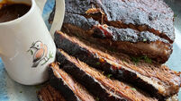 Cooking with Colm O'Gorman: Slow-cooked buffalo brisket with barbecue sauce
