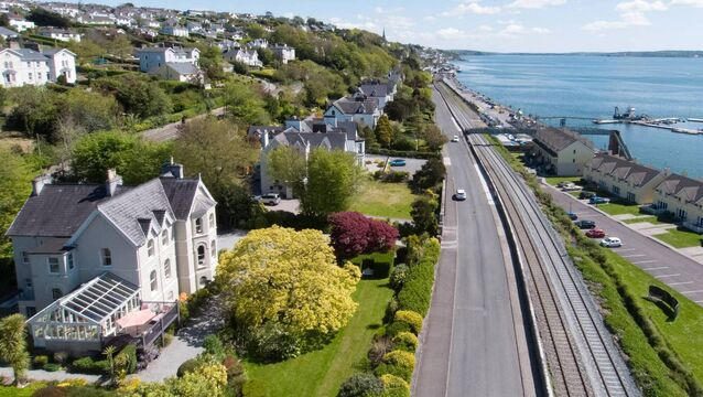 <p>Victorian era Oakhurst is one of just two detacheds  on Cobh's  Lower Road, and is  priced at €875,000 by Gillian McDonnell of  Sherry FitzGerald</p>