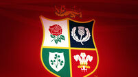 British and Irish Lions File Photo