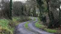 €10.5m in funding for country roads and laneways