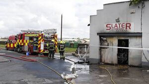 Garda probe two suspected           arson attacks as family-run Limerick business destroyed