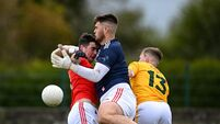 Louth v Antrim - Allianz Football League Division 4 North Round 1