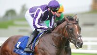 St Mark's Basilica delivers to give Aidan O'Brien a fifth French 2000 Guineas success