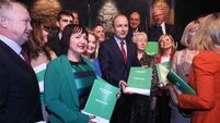 Fianna Fáil will not run female candidate with Micheál Martin despite gender quotas