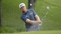 Séamus Power hails 'step in the right direction' after top-10 finish at AT&T Byron Nelson