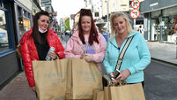 Full bags and empty wallets: €800m boost to economy expected as retail reopens