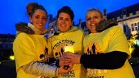 80,000 take part in Darkness Into Light walk