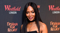 Naomi Campbell Fashion For Relief Charity Pop-Up Store Launch - London
