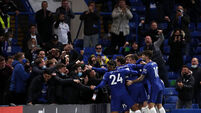 Chelsea v Leicester City - Premier League - Stamford Bridge