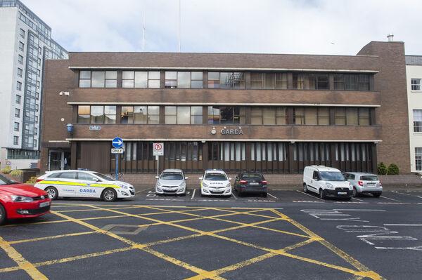 Henry Street Garda Station in Limerick.