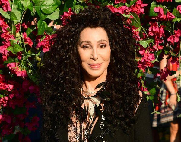 Cher attending the premiere of Mamma Mia! Picture: Ian West/PA Wire