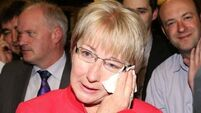 'Absolutely thrilled' Mary Hanafin elected