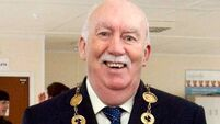 Former Limerick mayor 'having a good lash' in pub after defeat