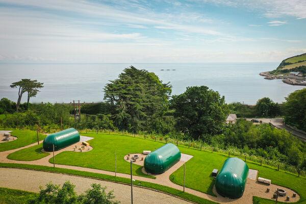 Further Space Glenarm pod site drone