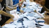 Counting begins for European elections