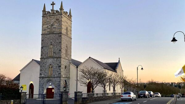 """Speaking from the alter in Knock on Sunday, Bishop Router added: """"As a Church we have sometimes lost touch with what we are about and have ignored the inspiration of the Holy Spirit."""""""