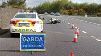 Two in custody after high-speed Cork chase; Garda in hospital
