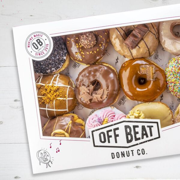 Offbeat is now doing online orders and delivery.
