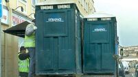 Dublin City Council spend €50k a year on portable toilets