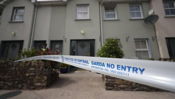 The child was pronounced dead at Cork University Hospital. Picture: Niall Carson/PA Wire