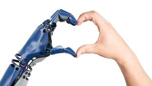 Could robots steal our hearts as well as our jobs?