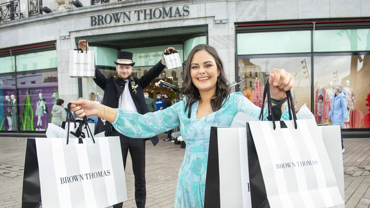 Brown Thomas and Arnotts are reportedly up for sale in €4.7bn Selfridges deal