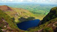 Man rescued after Comeragh Mountains fall