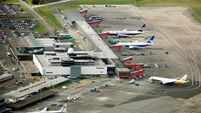 Shannon Airport join airline staff strike
