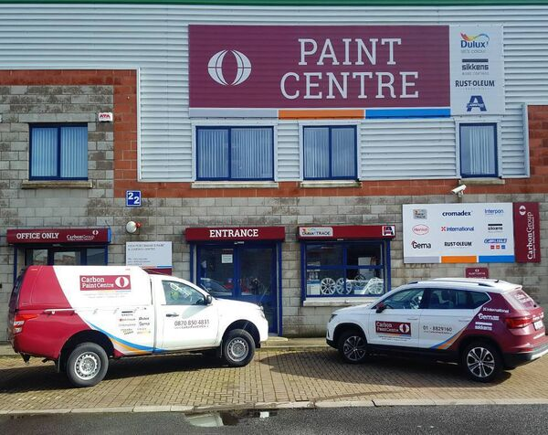 Carbon Paint Centre is located in Finglas, Co Dublin. Full info about Carbon Paint Centre's high-performance hygiene coatings systems is available on the group's paint and coatings division website, www.carbonpaintcentre.ie.