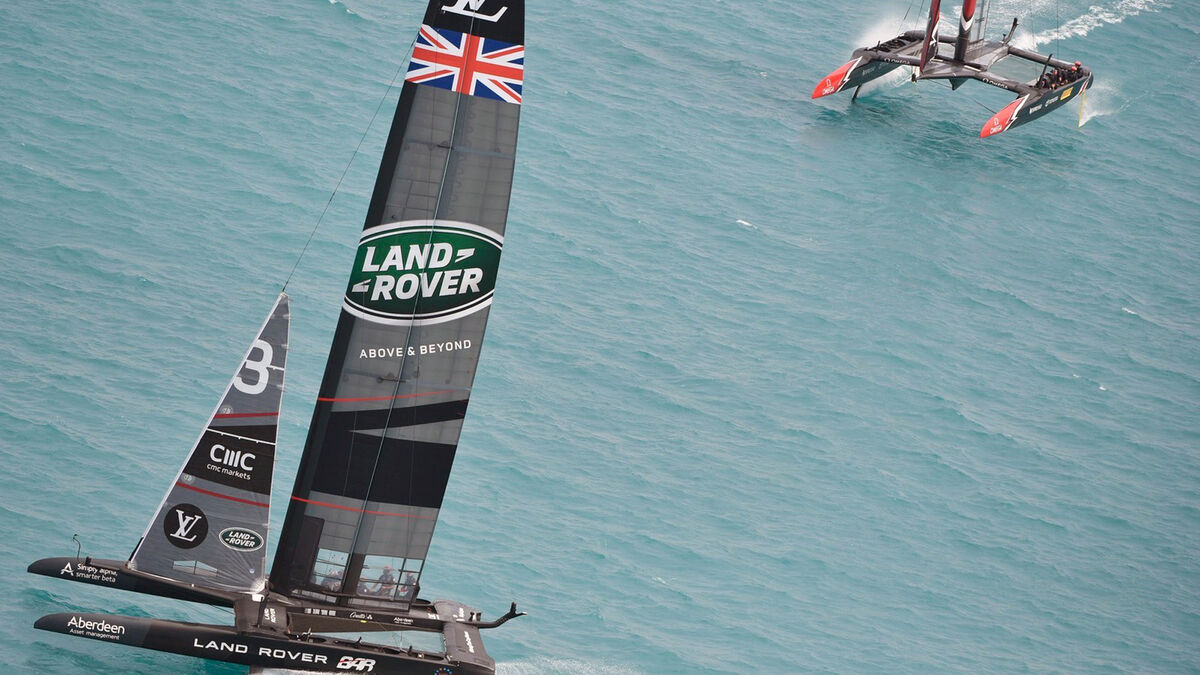 Cork sets its course to host the 2024 America's Cup yacht race