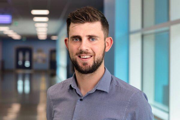 Shane Sexton, Manufacturing Team Lead, Janssen Sciences Ireland (Johnson & Johnson)