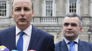 Calleary 'may leave FF' as rural TDs step up           pressure on mica