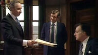 Anglo dealings with Financial Regulator compared to 'Yes Minister' farce