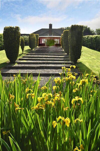 Iris penuh di Atherstone