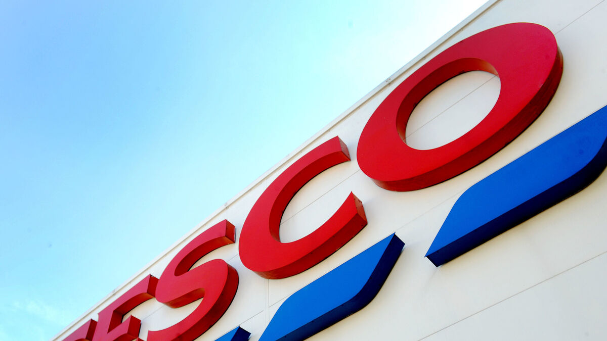 Tesco sales in Ireland slump compared to last year's first lockdown