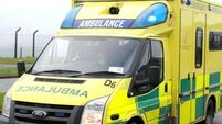 Ambulance service 'running on empty'