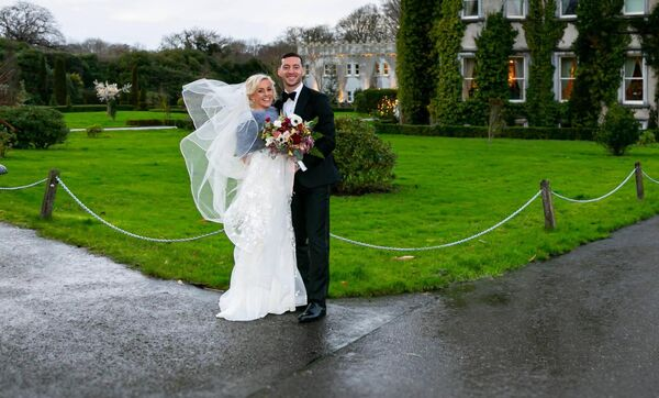 Shóna Murphy and Daniel Bloom tied the knot in December 2020