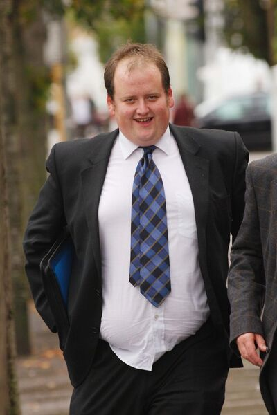 Duncan Harper denied sexually assaulting the woman.