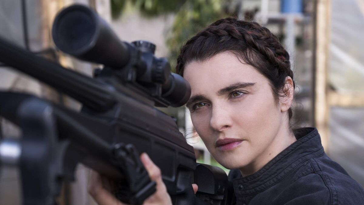 Black Widow: Rachel Weisz on starring in the new female-led film from the Marvel stable