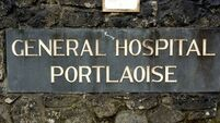 Clinical Director of Portlaoise hospital apologies