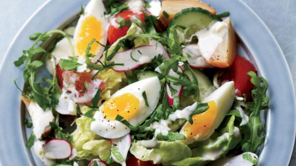 Old-fashioned Irish salad