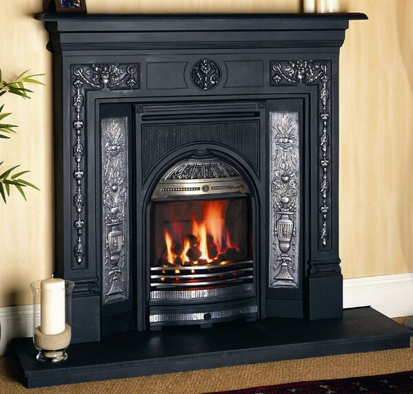 How To Clean Cast Iron And Marble For, How To Clean Iron Fireplace Surround