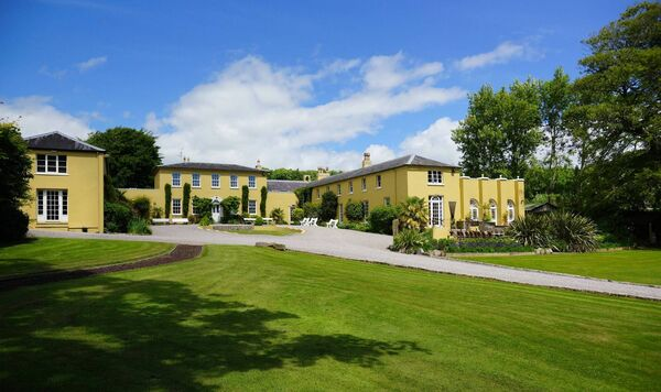 Ballinacurra has up to 25 rooms, in the main courtyard-shaped cluster and several other properties on the estate