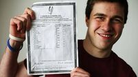 Top Leaving Cert student 'optimistic' about staying in Ireland after college