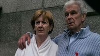 Dublin couple claim eviction is 'illegal'; allowed to get possessions