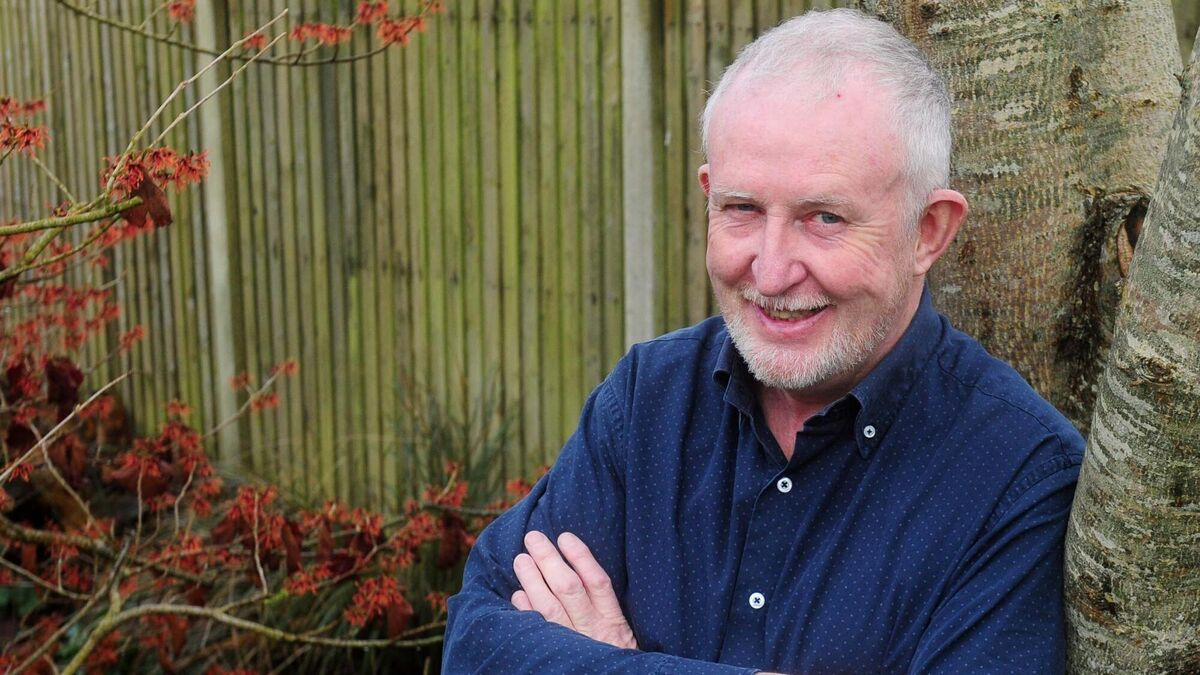 In Geological Time, by Cork's poet laureate William Wall